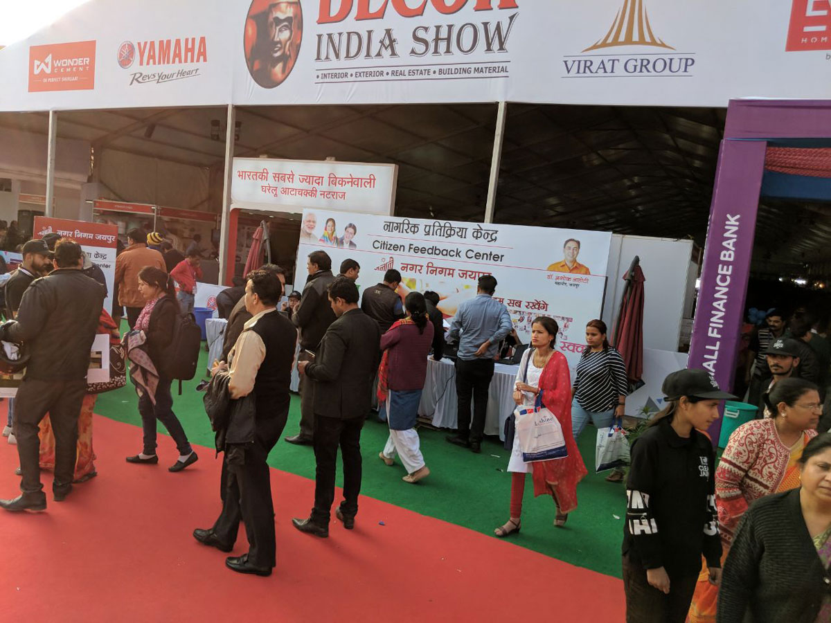 Nagar Nigam Clean Jaipur Campaign – Impressive Global